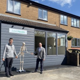 HEALTH AND WELLBEING HUB SET TO OPEN IN ADEL