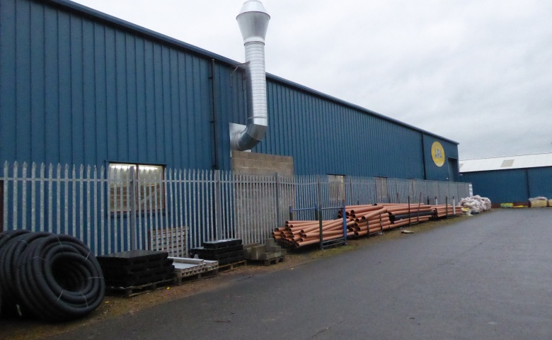 Abbey Works Gatherly Road Industrial Estate