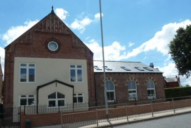 Stanks Methodist Church, Barwick Road