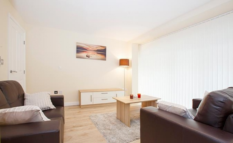 1 Bed Show Flat Concord Street