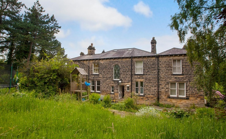 Manby House East Chevin Road