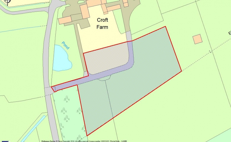 Land Adjacent to Croft Farm, Oxmoor Lane